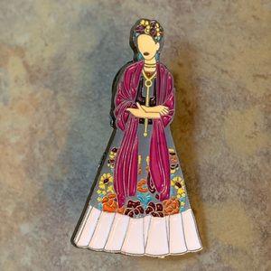 4 for $25 Frida Kahlo enamel pin